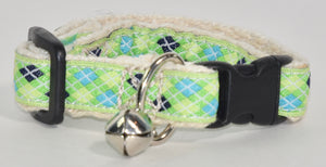 Hemp Cat Collar This and That Collection