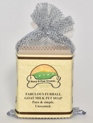 Fabulous Furball Pet Soap