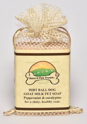 Dirtball Dog Soap