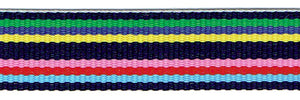 "3/4 "" HEMP MARTINGALE JUST FOR FUN"