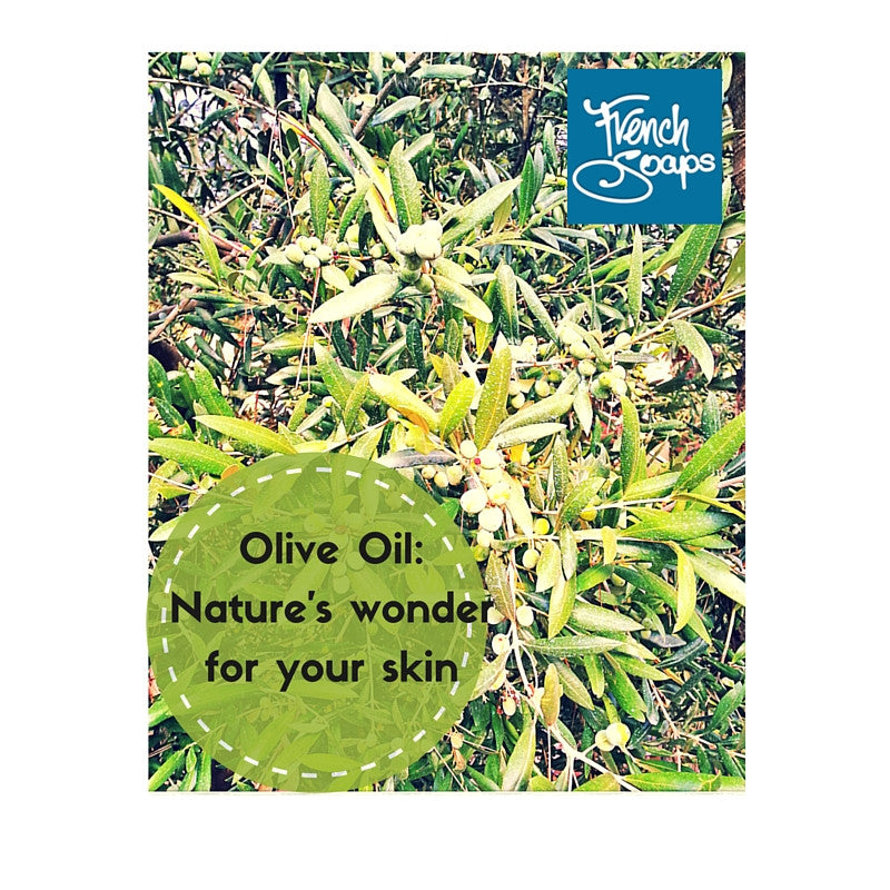 Olive Oil - one of nature's wonder