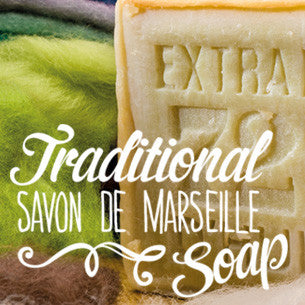Savon de Marseille cubes - the real deal