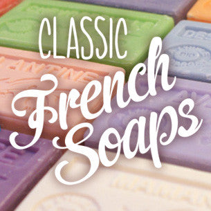 French soaps with organic Argan Oil - not just pretty