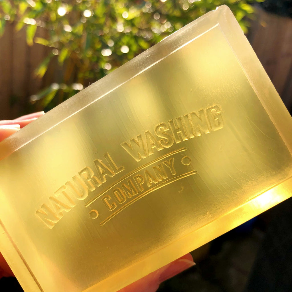 The secrets of the Natural Glycerin Soap Bar