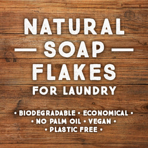 Natural Soap Flakes for Laundry