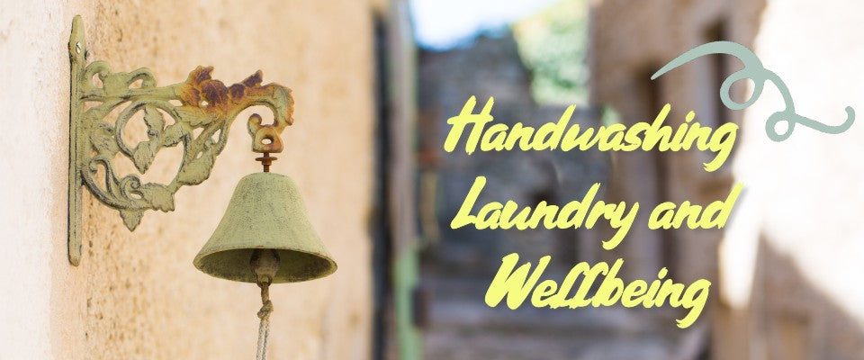 Handwashing, Laundry and Wellbeing
