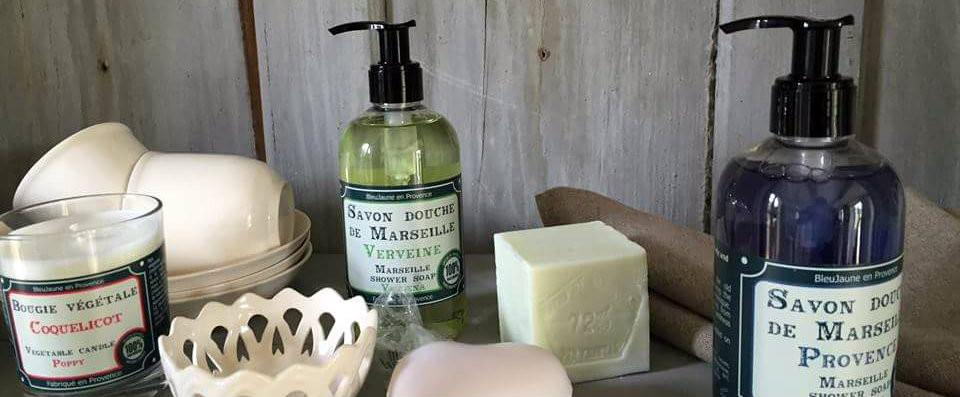 BACK IN STOCK Liquid Marseille Body and Hand Wash