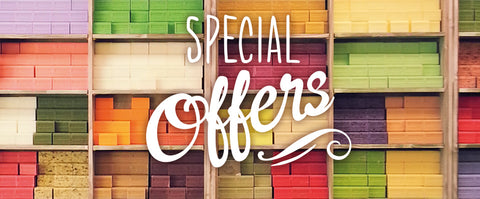 Browse our Special Offers - limited stock, HURRY! collection.