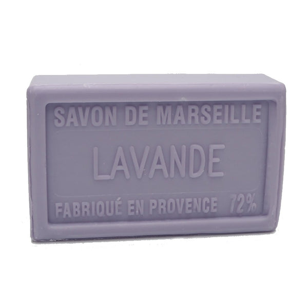 Lavender Marseille Soap with Shea butter 100g