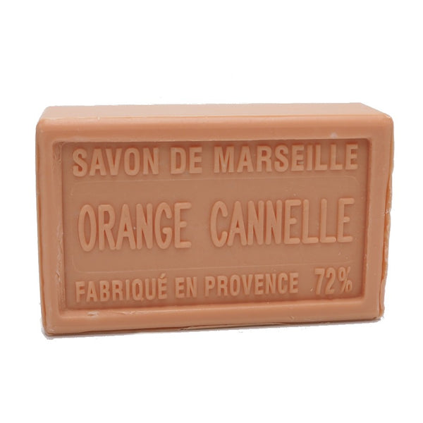 Cinnamon & Orange soap with Shea butter 100g