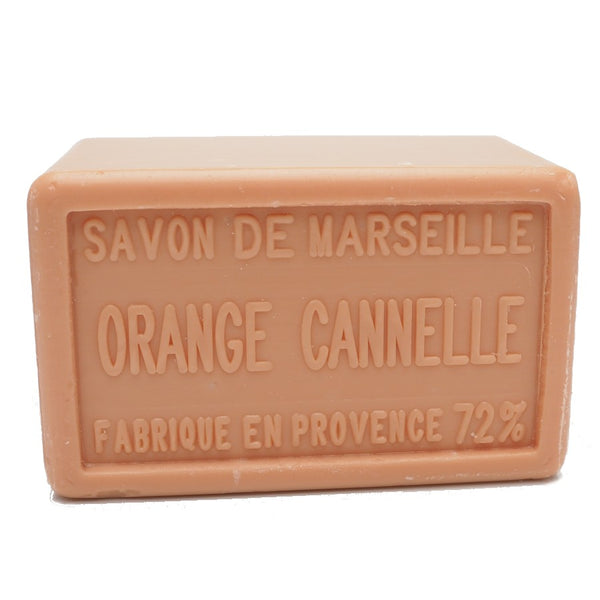 Cinnamon & Orange soap with Shea butter 250g