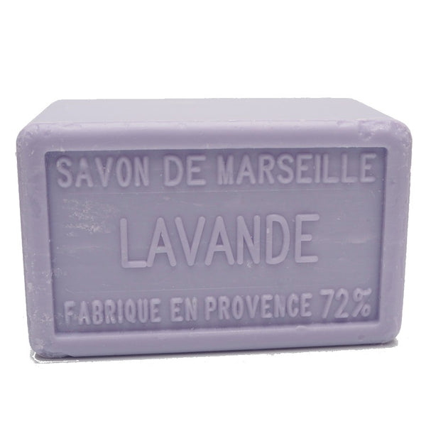 Lavender Marseille Soap with Shea butter 250g