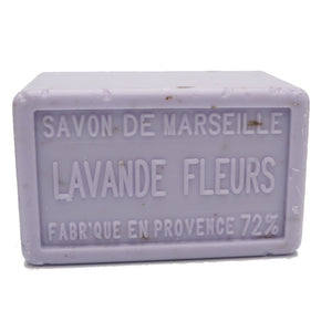 Lavender Flowers Marseille Soap bar 250g
