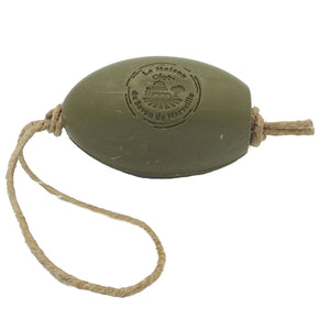French Argan Soap on a rope