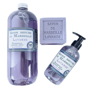 Big Lavender Marseille Soaps Bundle