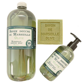 Big Olive Marseille Soaps Pack