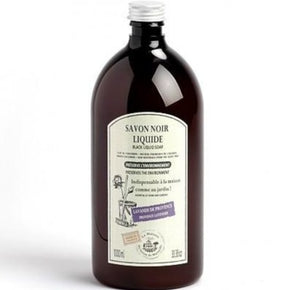 Black Liquid Marseille Soap LAVENDER. General Purpose Household Cleaner