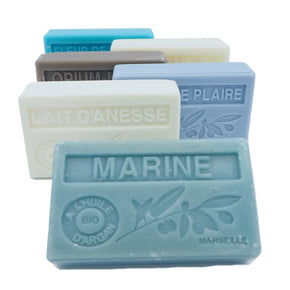 Buy 5 GET 1 FREE BUNDLE - Allez Les Bleus organic Argan Oil French soaps