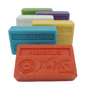 Bold and Brights French Soaps Multibuy - BUY 5 SOAPS GET 1 FREE