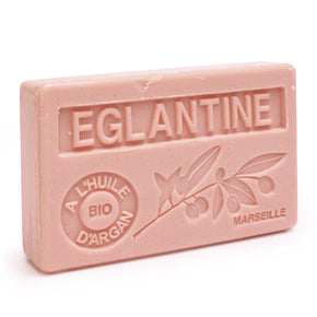 Eglantine Rose Fragrance with Organic Argan Oil