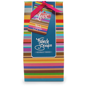 Argan French Soap on a Rope in a Gift Bag