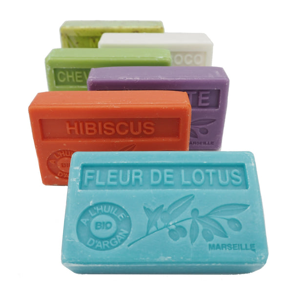 Favourites French Soaps Multibuy - BUY 5 SOAPS GET 1 FREE