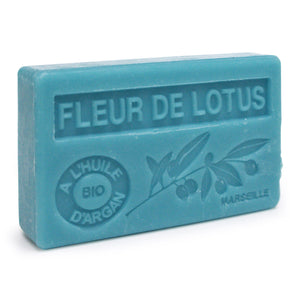 Fleur de Lotus Scented Soap with Organic Argan Oil