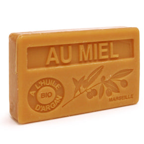 Honey Soap with Organic Argan Oil