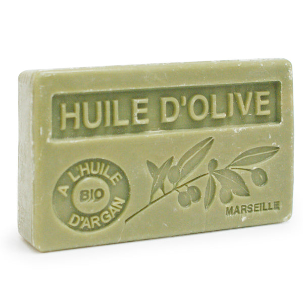 Olive Oil Natural Soap with Organic Argan Oil