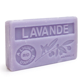 Lavender Organic Argan Oil Soap