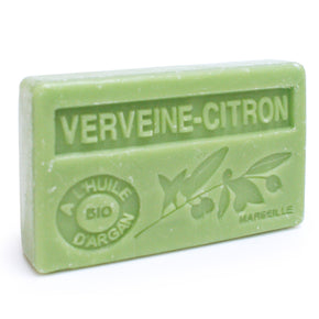 Lemon verbena Soap with Organic Argan Oil