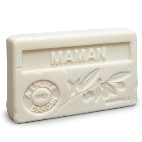 Maman French Soap with Organic Argan Oil