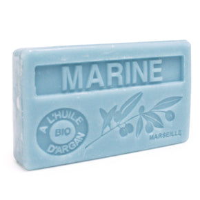 Marine Fragrance Soap with Organic Argan Oil