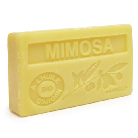 Mimosa Organic Argan Oil soap
