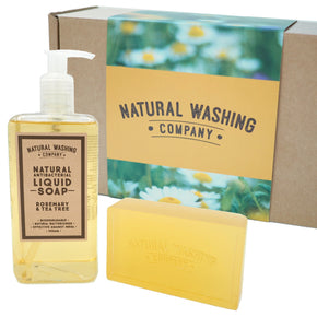 Natural Washing Company, Hand Washing Gift Set