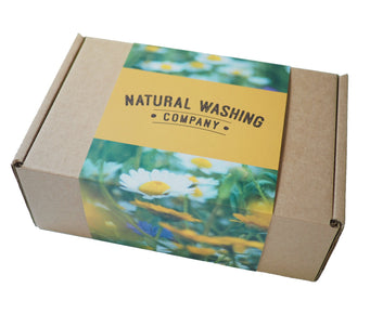 Natural Soap Box from the Natural Washing Company
