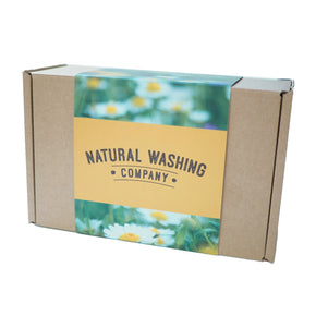 Natural Washing Laundry Gift Set