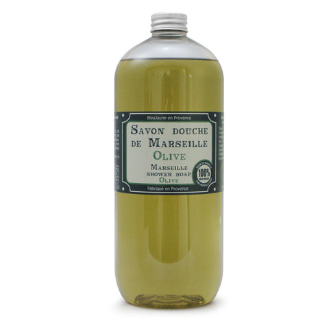 1 ltr Refill Olive Marseille natural body and hand wash