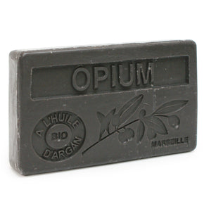 Opium Scented Soap with Organic Argan Oil