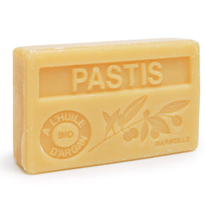 Pastis Scented Marseille Soap with Organic Argan Oil