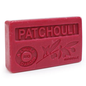 Patchouli Soap with Organic Argan Oil