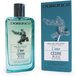 Blue Cedar - Eau de Toilette for Men by Durance