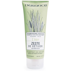 Vetiver Zest, L'Ome Shower Gel & Shampoo