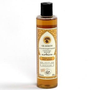 Sweet Orange Essential Oil Aleppo Shower Gel