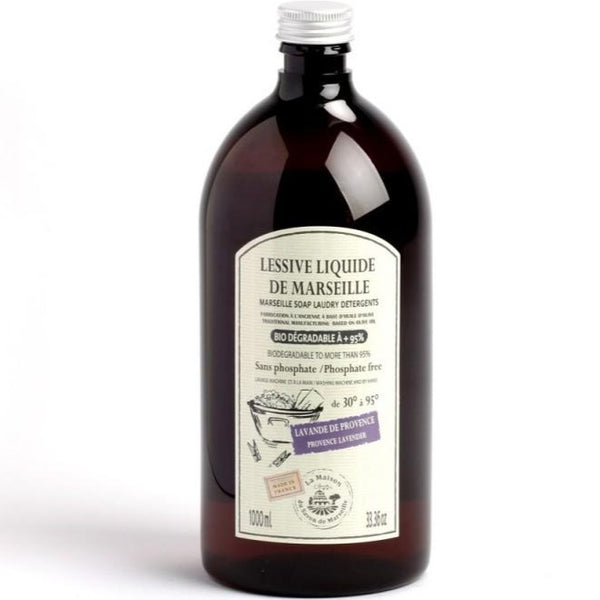 Marseille Laundry Liquid - Lavender