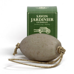 Gardeners Soap with Essential OIls - Refill or Soap on a Rope