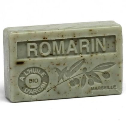 Rosemary French soap with Organic Argan Oil 100g