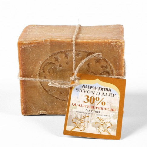 Aleppo Soap with 30% Laurel Oil