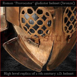 High level replica - Provocator helmet (bronze)