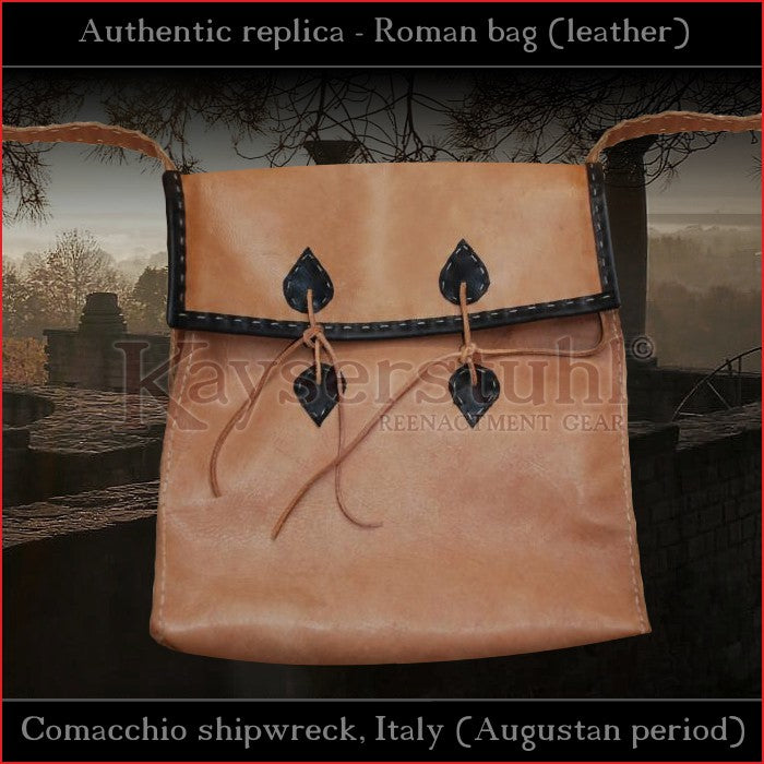 Authentic replica - Roman bag